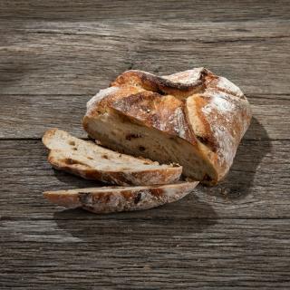 Toskana-Brot mit Tomaten