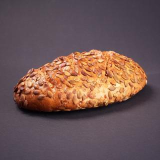 Karo-Dinkel-Brot