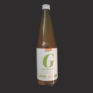 Gravensteiner Apfelsaft (sortenrein)