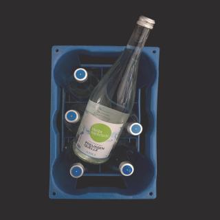 Bio-Mineralwasser still - Kiste 6er