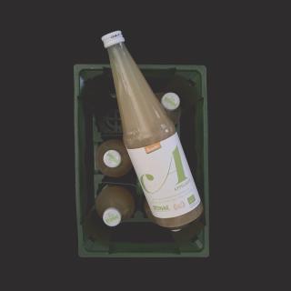 Apfelsaft vom Obsthof - Kiste 6er
