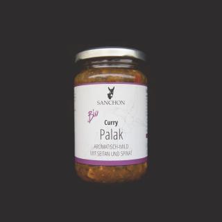 Curry Palak - Aromatisch Mild