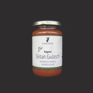 Ragout Seitan Gulasch - Aromatisch Würzig
