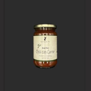 Hot Pot Chili sin Carne - Aromatisch-Würzig