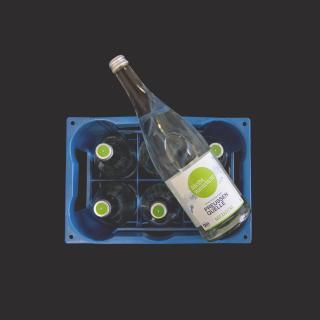 Bio-Mineralwasser medium - Kiste 6er