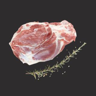 Lammkeule mit Knochen
