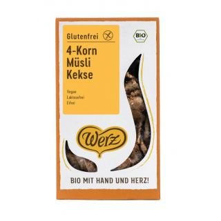 4-Korn-Müsli-Keks glutenfrei