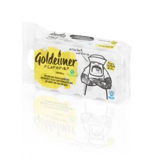 Goldeimer-Klopapier 3-lagig Recycling