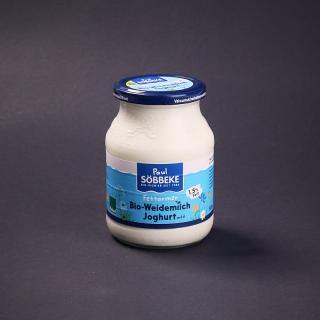 Joghurt natur 1,5%, gerührt, Glas