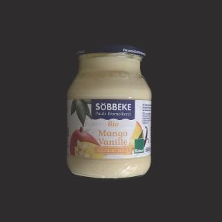 Joghurt Mango Vanille 3,8%