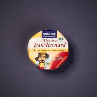 Weichkäse ''Monsieur Jean Bernard''