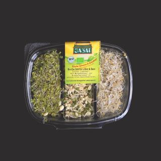 Die Drei für´s Brot u. Salat