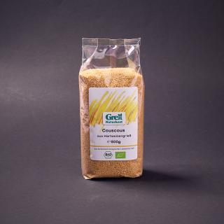 Couscous aus Hartweizengrieß