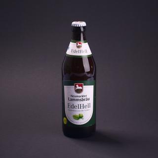Lammsbräu EdelHell feinaromatisiertes Vollbier