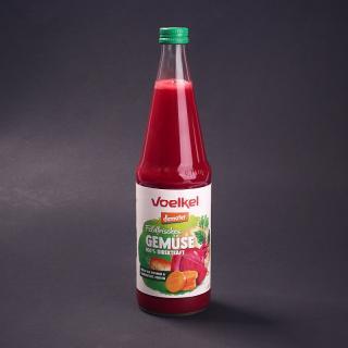 Gemüsesaft feldfrisch Demeter