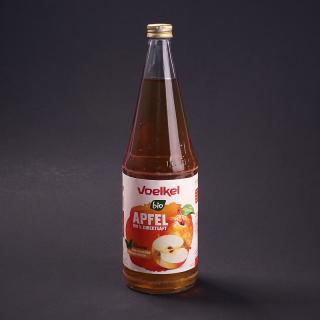 Apfelsaft, klar
