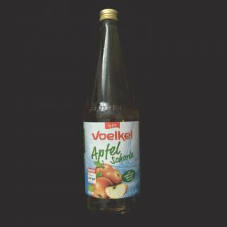 Apfel-Schorle, klar