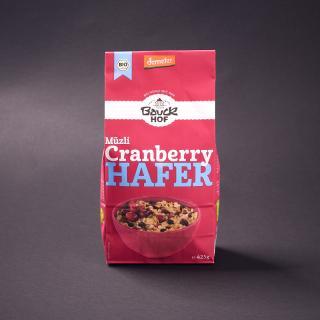 Hafermüzli Cranberry