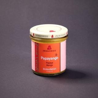 streichs drauf - Aufstrich Papayango