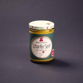 Scharfer Senf