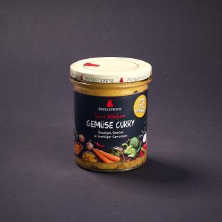 Soul Kitchen Gemüse Curry