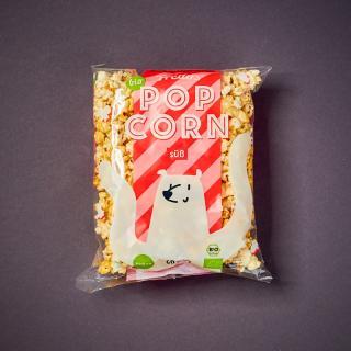Fredos Popcorn, süß