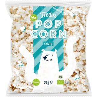 Fredos Popcorn, salzig