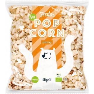 Fredos Popcorn, zimtig