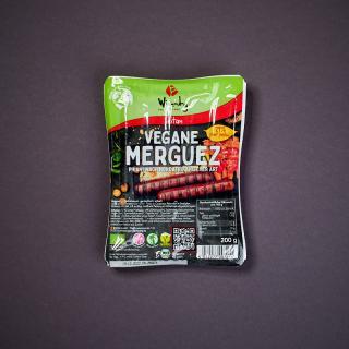 Wheaty Vegane Merguez