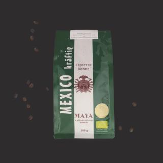 "MAYA Espresso ""Kräftig"" Bohne 500g"