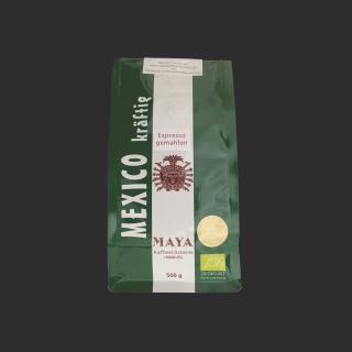 """MAYA Espresso """"Kräftig"""" gemahlen 500g"""