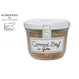 Corned Beef Rind im Glas