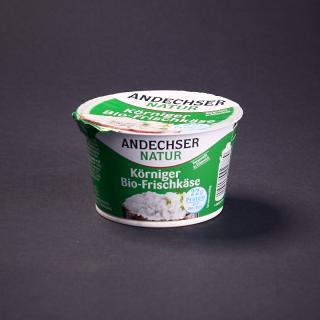 Körniger Frischkäse Natur 20% (Cottage Cheese)