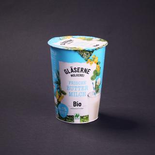 Buttermilch 1% (Becher)