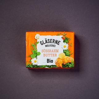 Bio Butter (Süßrahmbutter)