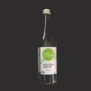 Bio-Mineralwasser still 0,5l