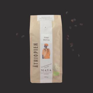 SIDAMO Filterkaffee Bohne 500g