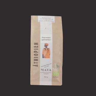 SIDAMO Espresso gemahlen 500g