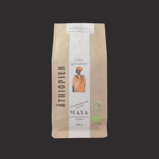SIDAMO Filterkaffee gemahlen 1kg