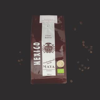 MAYA Filterkaffee Bohne 250g