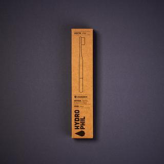 Nachhaltige Bambus Zahnbürste natur, mittelweich