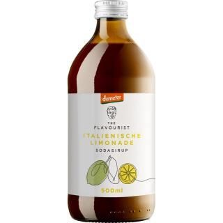 Getränkesirup - Italienische Limonade