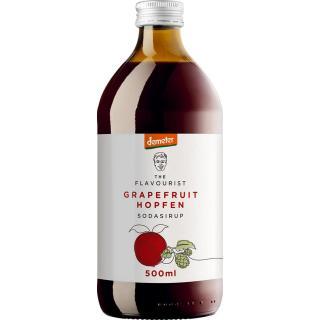 Getränkesirup - Grapefruit Hopfen
