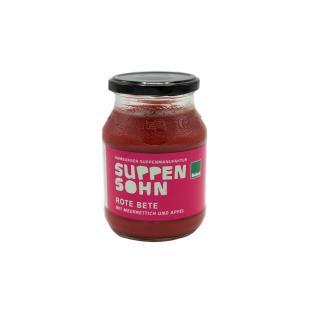 """Suppensohn"" Rote Bete-Meerrettich"