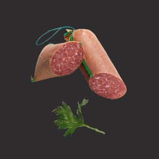 Schweinemettwurst