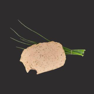 Kräuter-Fleischkäse