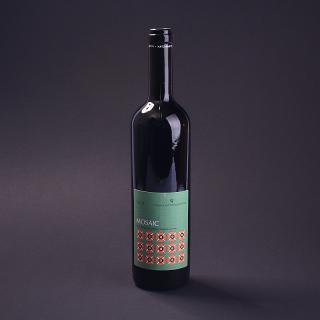 Mosaic - Rotwein