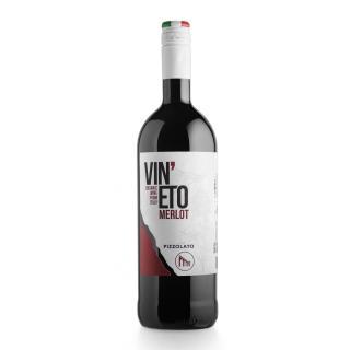 Eto Merlot - Veneto IGT 1,0l  (rot)