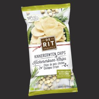 Kichererbsen-Chips Rosmarin