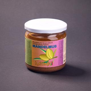 Monki Mandelmus braun